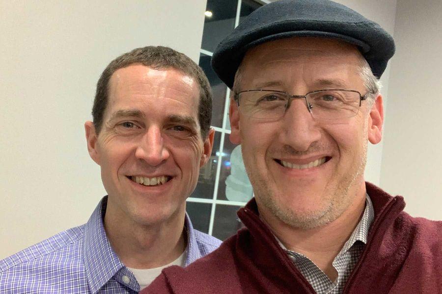 Mike Eldred and Ryan Lambert